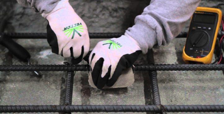 Protección contra la corrosión en el concreto