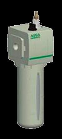 Lubricador marca ASCO Numatics. Es parte de los equipos / productos para neumática distribuidos en Costa Rica por Tecnosagot S.A.